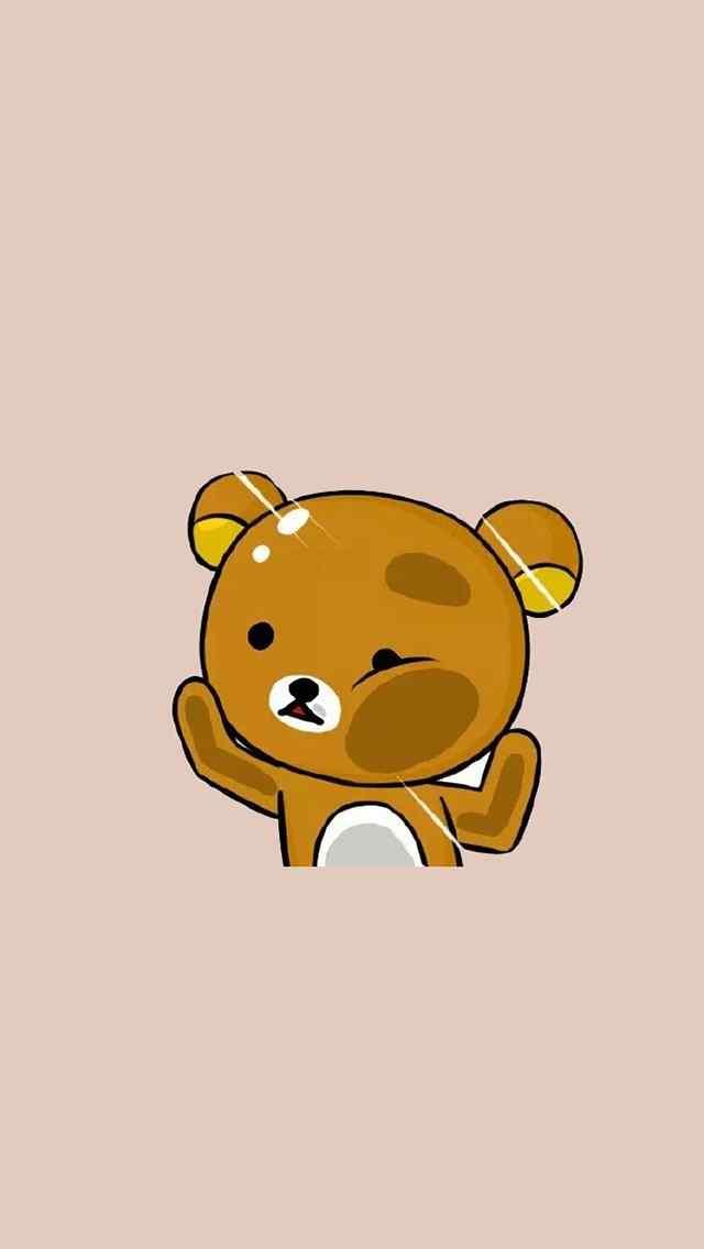 可爱卡通动物高清手机壁纸