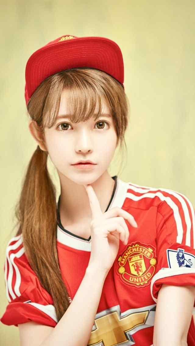 韩国清纯美女模特yurisa高清手机壁纸图集