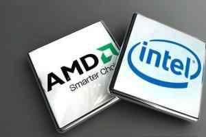 Intel与AMD宣布新
