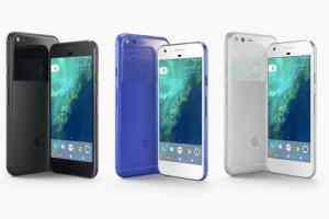 谷歌Pixel和iPhon