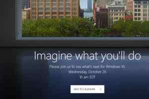 微软宣布10月23日