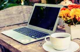 笔记本连接wifi相