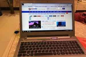 联想Z500笔记本更换键盘图文简单教程