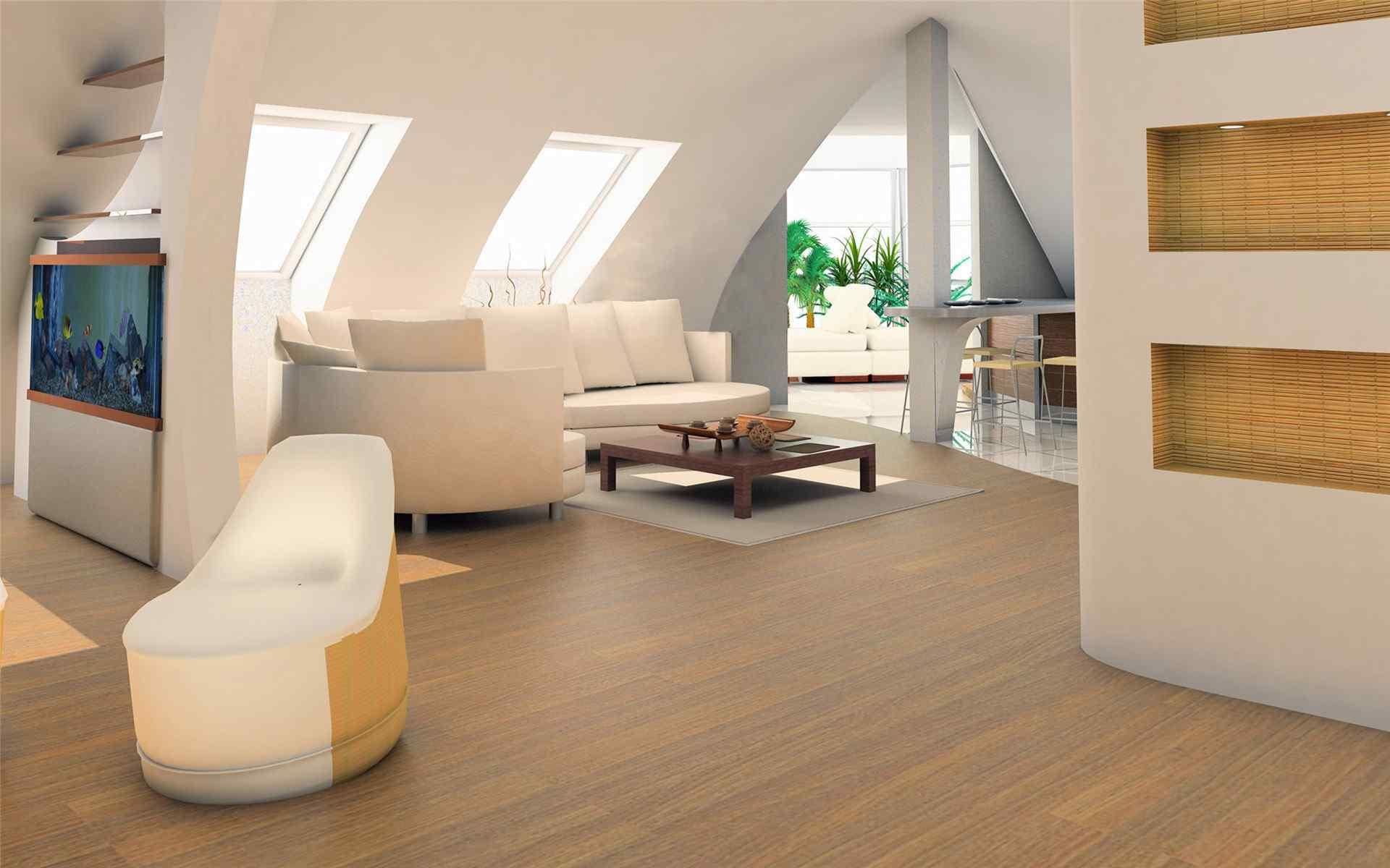 白色简约家居背景-简约白色室内设计图片壁纸5下载图片