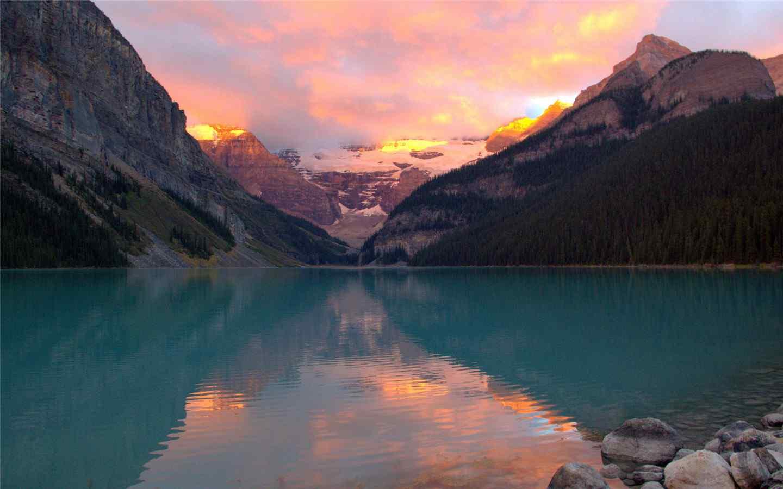 山绿水自然风光美景高清电脑壁纸 第二辑图片