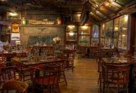 欧式复古酒吧装修设计图片高清电脑壁纸