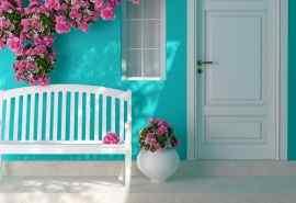 温馨的家小清新家居桌面壁纸
