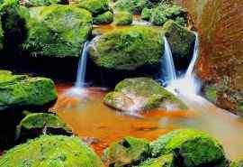 贵州遵义赤水自然