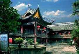 贵州石阡万寿宫旅