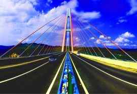世界最高十座桥梁
