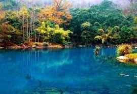 贵州大小七孔自然