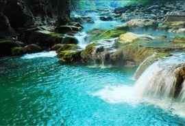 贵州水春河自然风