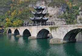 贵州镇远古镇自然