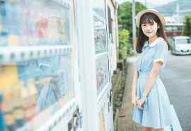 日系可爱少女图片