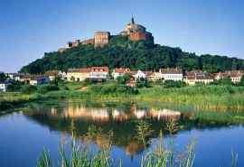 奥地利自然风光高