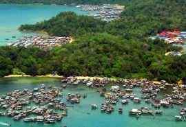 马来西亚沙巴岛风