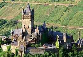 国外古迹城堡宽屏