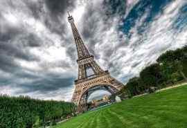 巴黎HDR风格高清