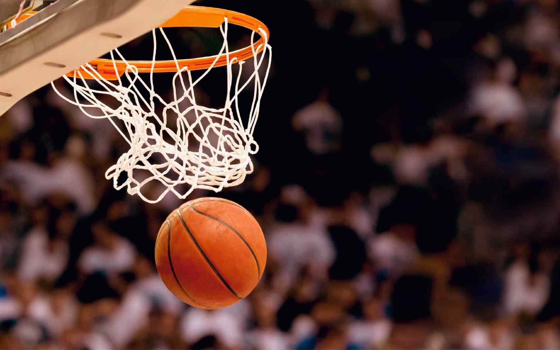 nba篮球入篮精彩瞬间高清桌面壁纸