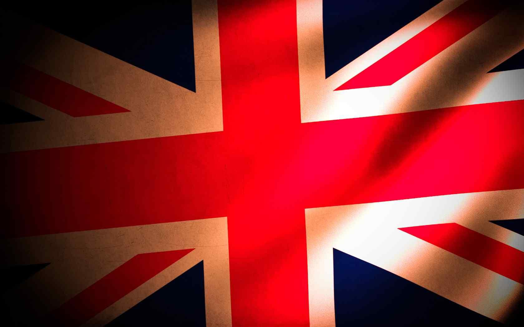 英国国旗创意设计电脑壁纸