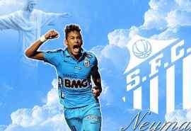巴塞罗那球员内马尔高清壁纸图片下载4