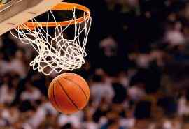 nba篮球入篮精彩