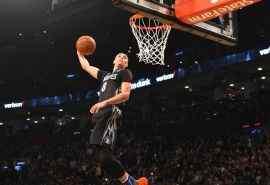 2016年NBA扣篮大赛扎克・拉文高清图片桌面壁纸下载