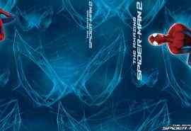 宅男喜欢的超凡蜘蛛侠2电脑壁纸
