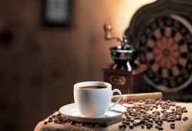 香浓咖啡屏幕保护