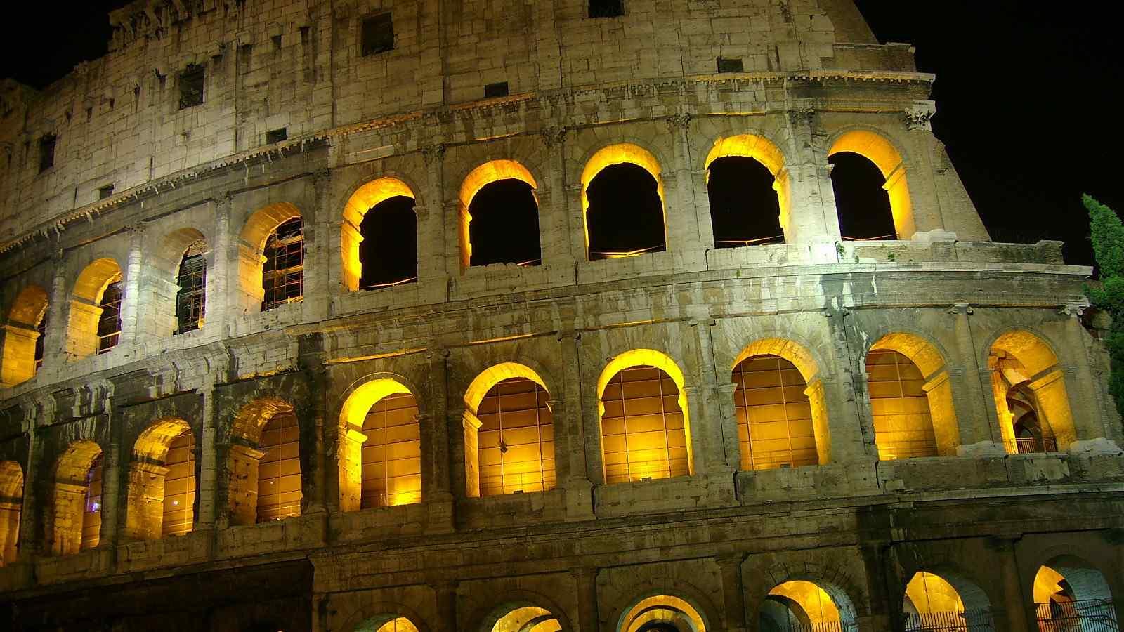 意大利罗马风景图片桌面壁纸
