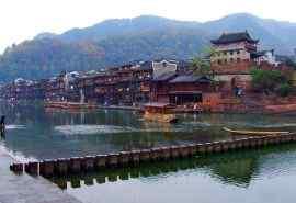 凤凰古城旅游风景