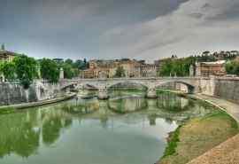 意大利罗马风景图