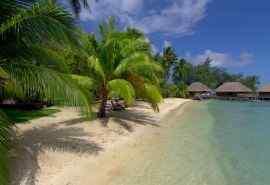 美丽梦幻的岛屿大溪地旅游高清风景桌面壁纸高清 第二辑