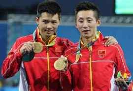 奥运冠军林跃陈艾