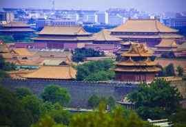 北京故宫建筑图片