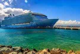 加勒比海岛清新风