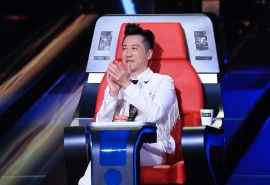 中国新歌声导师庾澄庆电脑桌面壁纸