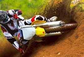 激情摩托赛车比赛