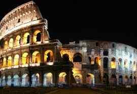意大利古罗马斗兽
