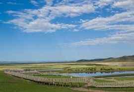 九曲黄河第一湾唯美风景图片桌面壁纸