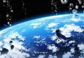 探索星球唯美意境