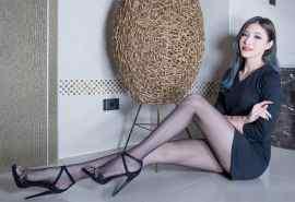 美女腿模Abby性感丝袜美腿高清壁纸 第三辑