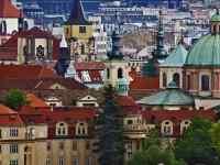 布拉格城堡金色之