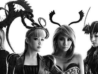 2NE1唯美时尚写真