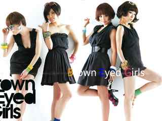 韩国女子组合Brow