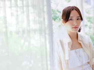 氧气美女新垣结衣写真桌面壁纸(10辑)
