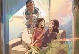 动漫《某人的目光》成人时代图片集