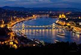 欧洲风情唯美城市风景桌面壁纸