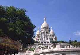 巴黎唯美城市风光