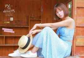 日系短发清纯美女写真图片壁纸下载